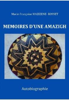 MEMOIRES D'UNE AMAZIGH - Couverture de livre auto édité