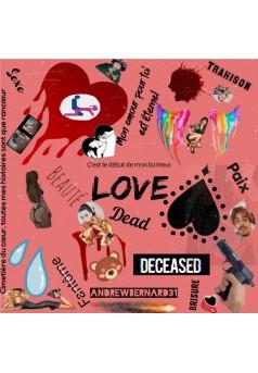 Love - Couverture Ebook auto édité
