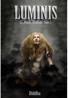 Les Peuples d'Elwinah, tome 1 : Luminis - Couverture Ebook auto édité