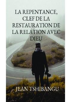 LA REPENTANCE - Couverture Ebook auto édité