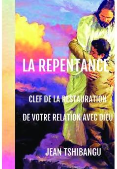 LA REPENTANCE - Couverture de livre auto édité