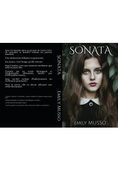 Sonata - Couverture Ebook auto édité
