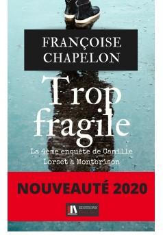 Trop fragile - Couverture Ebook auto édité