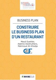 Business Plan - Couverture Ebook auto édité