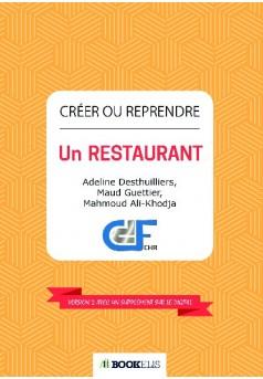 Créer ou Reprendre un Restaurant  - Couverture de livre auto édité