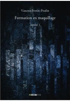 Formation en maquillage  - Couverture de livre auto édité