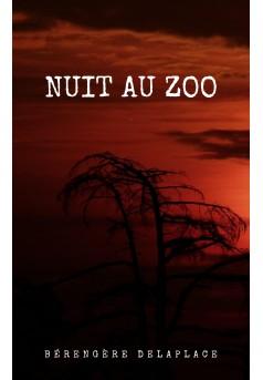 Nuit au zoo - Couverture Ebook auto édité
