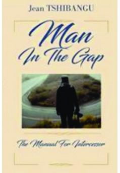 Man In the Gap - Couverture de livre auto édité