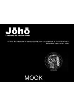 JOHO N°01 - Couverture Ebook auto édité