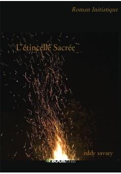L'étincelle Sacrée - Couverture de livre auto édité