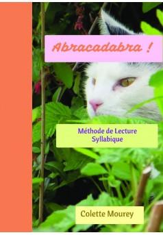 Abracadabra - Couverture de livre auto édité