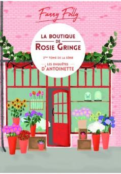 La petite boutique de Rosie Gringe - Couverture de livre auto édité