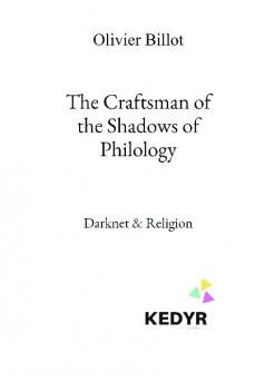 The Craftsman of the Shadows of Philology - Couverture de livre auto édité