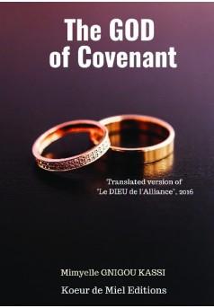The GOD of Covenant - Couverture de livre auto édité