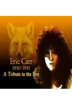 Eric Carr's Biography - Couverture Ebook auto édité