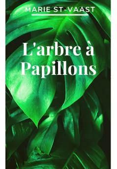 L'ARBRE À PAPILLONS - Couverture Ebook auto édité