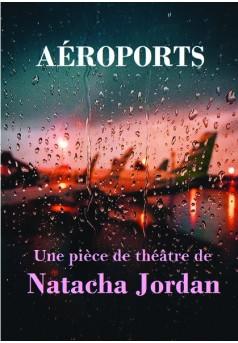 Aéroports - Couverture de livre auto édité