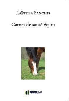 Carnet de santé équin
