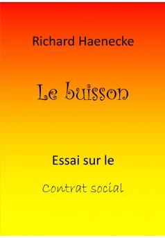 Le buisson - Couverture Ebook auto édité