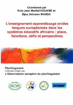 ducatifs africains - Couverture de livre auto édité