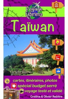 Taïwan - Couverture Ebook auto édité