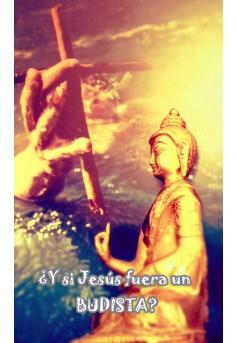 ¿Y Si Jesús fuera un budista? - Couverture Ebook auto édité