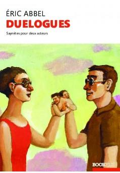 Duelogues - Couverture de livre auto édité