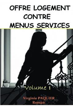 OFFRE LOGEMENT CONTRE MENUS SERVICES - Couverture de livre auto édité