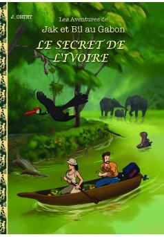 Le Secret de l'Ivoire - Couverture de livre auto édité