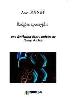 Exégèse apocryphe  - Couverture de livre auto édité