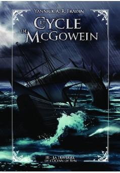 La Traversée de l'Océan de Ryn - Couverture de livre auto édité