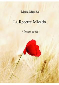La Recette Micado - Couverture de livre auto édité
