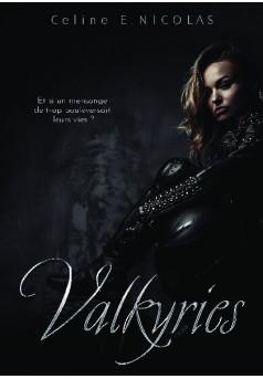 Valkyries - Couverture de livre auto édité