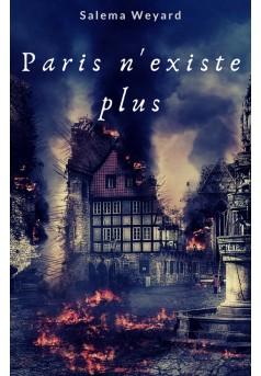 Paris n'existe plus - Couverture Ebook auto édité