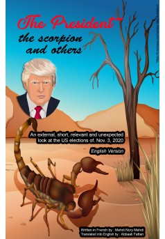 The president, the scorpion and others - Couverture Ebook auto édité