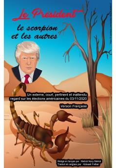 Le président, le scorpion et les autres - Couverture Ebook auto édité