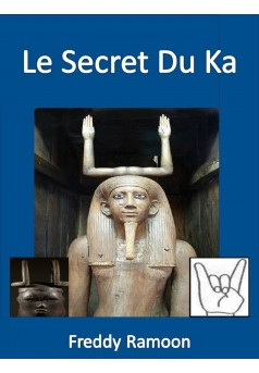 Le Secret Du Ka  - Couverture Ebook auto édité