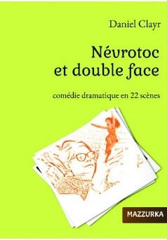 Névrotoc et double face - Couverture de livre auto édité