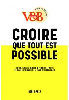 and B - Couverture de livre auto édité
