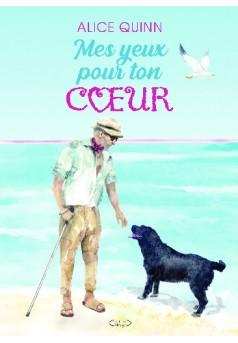 MES YEUX POUR TON CŒUR - Couverture de livre auto édité
