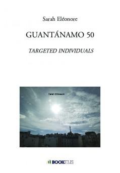 GUANTANAMO 50 - Couverture de livre auto édité