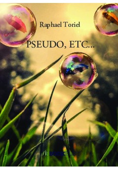 PSEUDO, ETC... - Couverture de livre auto édité