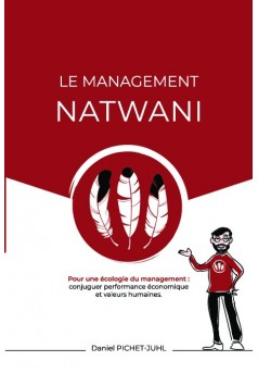 Le Management Natwani - Couverture de livre auto édité