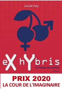 eX hYbris - Couverture de livre auto édité