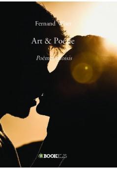 Art & Poésie - Couverture de livre auto édité