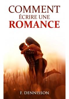 Comment écrire une romance - Couverture Ebook auto édité