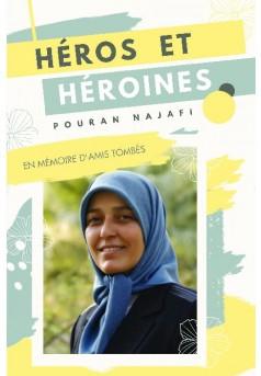 Héros et héroïnes - Couverture de livre auto édité