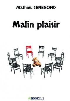 Malin plaisir - Couverture de livre auto édité