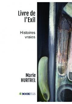 Livre de l'Exil - Couverture de livre auto édité