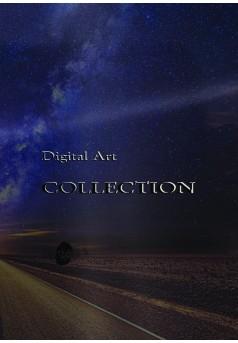 Digital Art Collection - Couverture de livre auto édité